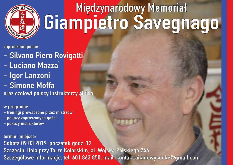 Międzynarodowy Memoriał Giampietro Savegnago